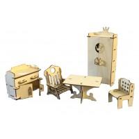 Зал № 1-1. Габариты для примера: шкаф в12/ш6/г3 см (для кукол 10-12см) (для кукол 10-12см)