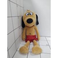 Игрушка мягкая Собака в красных шортах сред